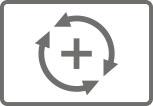Piktogramm fürReversierenPlus