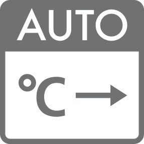 Pictogram forTemperatureControl