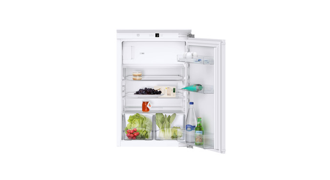 V-ZUG Refrigerator/freezer, Ideal 60i, Standard width: 60.0 cm, Standard height: 88.9 cm, Fully integratable, Door stop: left