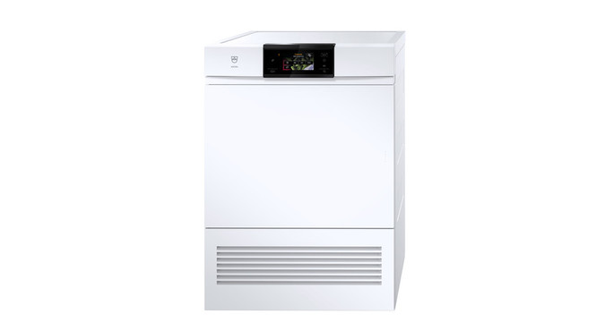 V-ZUG Tumble dryer AdoraDry V2000, Door stop: left, Nominal capacity: 7.0 kg, heat pump, Full-colour graphic display