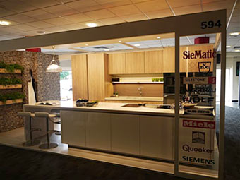 V-ZUG UK partner with Siematic at UK Consumer Show - V-ZUG Ltd