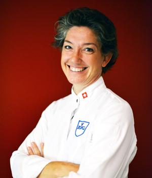 Anne Fahmy, Cours de Cuisine V-ZUG