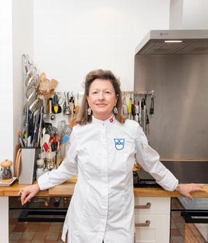 Lydie Bel, Course de Cuisine, V-ZUG