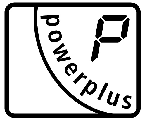 Pictogram forPowerplus