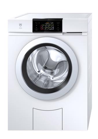 V-ZUG Waschmaschine AdoraWaschen V6000 Türanschlag: links Anzeige: Vollfarbiges Grafikdisplay Touch